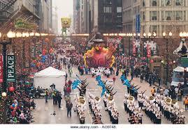 chicago thanksgiving parade stock photos chicago thanksgiving