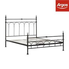 argos bed frames king size jenson kingsize bed frame now only