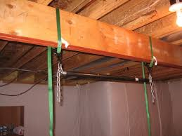 pull up bar for basement home ideas decoration