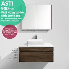asti 900mm walnut oak pvc thermal foil timber wood grain wall