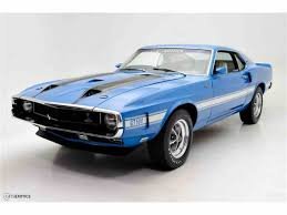 1970 shelby mustang 1970 shelby mustang for sale classiccars com cc 977802
