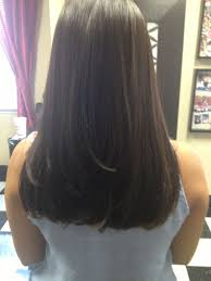 how to cut long hair to get volume at the crown blunt cut long hair my style pinboard pinterest blunt cuts