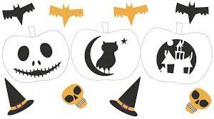 free halloween stencils print u2013 fun christmas