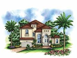 House Plans Small Lot Small Mediterranean House Plans Small Lot Mediterranean Home