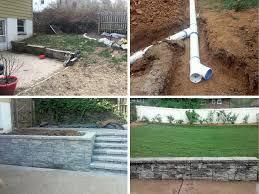 water drainage solutions garrett churchill