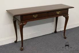 queen anne entry table staggering queene sofa table photo design antique for sale