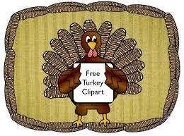 s and kindergarten free turkey clipart