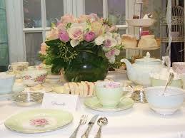High Tea Kitchen Tea Ideas Tea Table Setting Home Design Inspiration