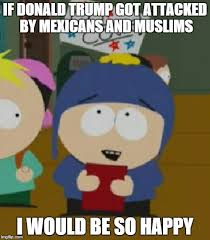 Funny South Park Memes - craig south park i would be so happy meme generator imgflip
