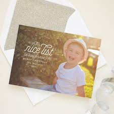 holiday photo cards banter and charm