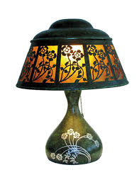 art lamps then u0026 now arts u0026 crafts homes and the revival