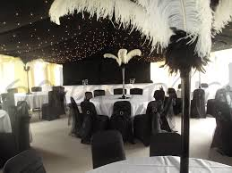 black and white wedding decorations beautiful black and white centerpieces for wedding pictures