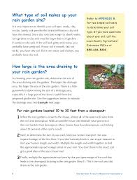 How To Determine Square Footage Of House Florida Rain Gardens A How To Manual For Homeowners