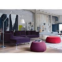 b b italia charles sofa charles sofa with chaise longue by b b italia design by antonio