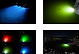 Underwater Boat Led Lights Led Underwater Lights Colorful Illumination For Boats And Docks
