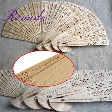 personalized wedding fans personalized wedding fans promotion shop for promotional