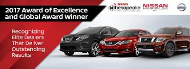 nissan of chesapeake new nissan dealership in chesapeake va 23320