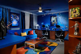 primary color ceiling fan chic modern hometheater throw pillows decoratively office char with