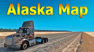Alaska Map Usa by Ats Usa Offroad And Alaska Map Mod 1 1 Youtube