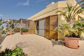 withdrawn from the market 2 bed penthouse gozo malta superb sun