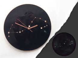 glass glow in the dark constellation clocks light glass glow in the dark constellation clocks light