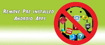 how to remove preinstalled apps on any android - Uninstall Preinstalled Apps Android