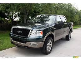 2005 aspen green metallic ford f150 lariat supercrew 4x4 31080025