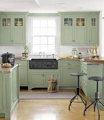 shabby chic kitchen cabinets green cupboards in shabby chic kitchen shabby chic pinterest