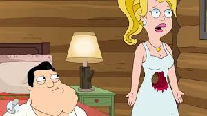 american dad francine in a american dad francine pretends to be