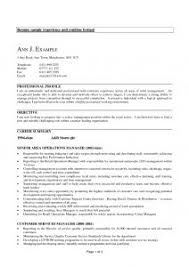 examples of resumes outstanding cover letter for every job