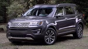 Ford Explorer Body Styles - 2016 ford explorer world premiere design youtube