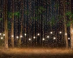 forest backdrop forest shimmer backdrop