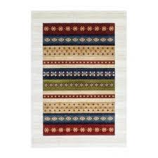 tappeto etnico tappeto etnico multicolore 200 x 290 cm la pi禮 ia scelta