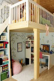 loft beds for teenage that will make your daughter impress