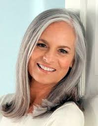 women in forties and grey hair silver grey hair aging gracefully silver and beautiful