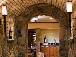 Interior Stone Arches Thin Stone Veneer Corners 90 Degrees