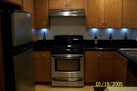 Led Lights For Kitchen Cabinets by Stylish Kitchen Cabinet Lights About Home Decorating Ideas With