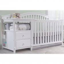image of cheap crib changing table dresser combo cribs with