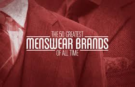 the 50 greatest menswear brands of all time complex