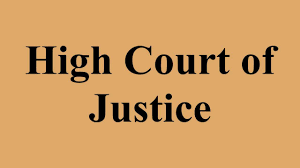 high court of justice youtube