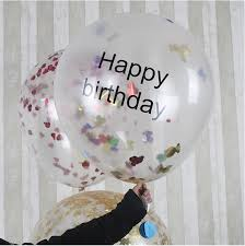 valentines day balloons wholesale aliexpress buy happy birthday stickers with 36inch clear