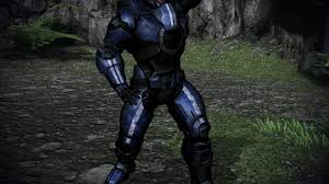 from ashes shepard blue from ashes armor at mass effect 3 nexus mods and