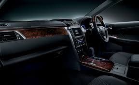 lexus used car from japan 2015 toyota camry gets led headlights and woodgrain trim in japan