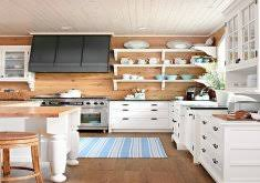 beautiful wood kitchen backsplash we love this reclaimed wood