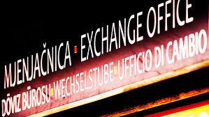 post office bureau de change exchange rates and exchange offices destination sarajevo