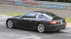 maserati gts 2010 possible maserati granturismo sport gt s spied on the nurburgring