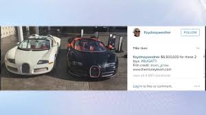 mayweather cars floyd mayweather shows off latest pair of super cars boxing news