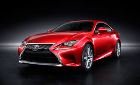 lexus rc tucson lexus rc coupe revealed photos 1 of 6