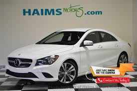 used mercedes coupe 2015 used mercedes class 4dr coupe cla250 at haims motors