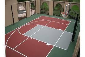 Backyard Sport Courts Dallas Basketball Courts Photo Gallery U2013 Sport Court Dallas